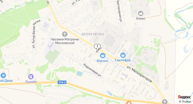 Купить офис 92 м<sup>2</sup> в Кольчугино по адресу Россия, Владимирская область, Кольчугино, улица Мелиораторов, 3