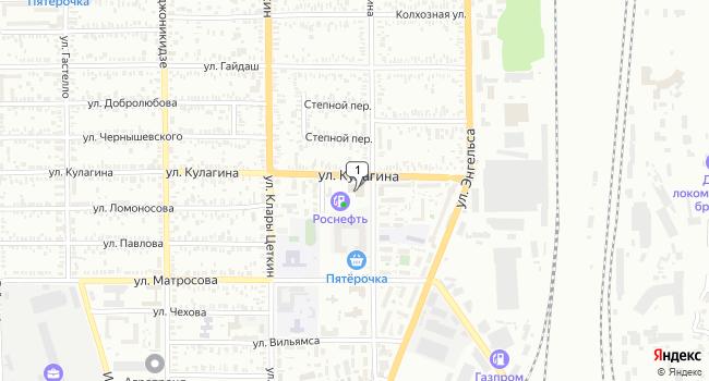Арендовать торговую площадь 296 м<sup>2</sup> в Батайске по адресу Россия, Ростовская область, Батайск, улица Ленина, 168в