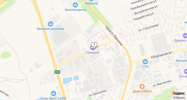 Арендовать склад 516 м<sup>2</sup> в Аксае по адресу Россия, Ростовская область, Аксай, Промышленная улица, 4