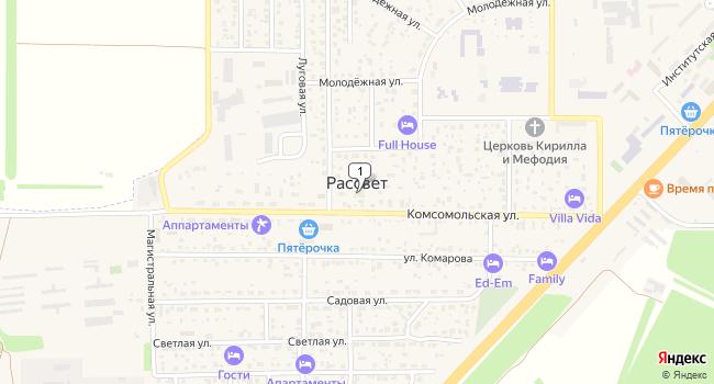 Арендовать склад 1306 м<sup>2</sup> в Аксае по адресу Россия, Ростовская область, Аксайский район, поселок Рассвет