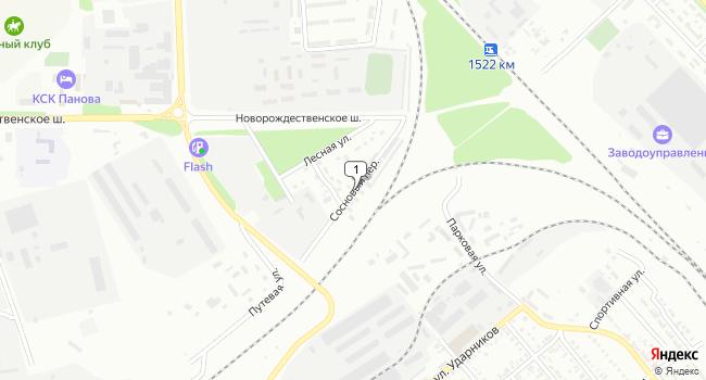 Купить земельный участок 340000 м<sup>2</sup> в Тихорецке по адресу Россия, Краснодарский край, Тихорецк, Сосновый переулок