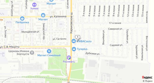Арендовать торговую площадь 27 м<sup>2</sup> в Новочеркасске по адресу Россия, Ростовская область, Новочеркасск, Харьковское шоссе, 34Б