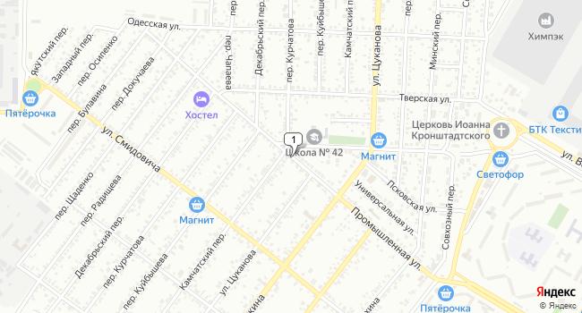 Арендовать коммерческую недвижимость 80 м<sup>2</sup> в Шахтах по адресу Россия, Ростовская область, Шахты, Промышленная улица