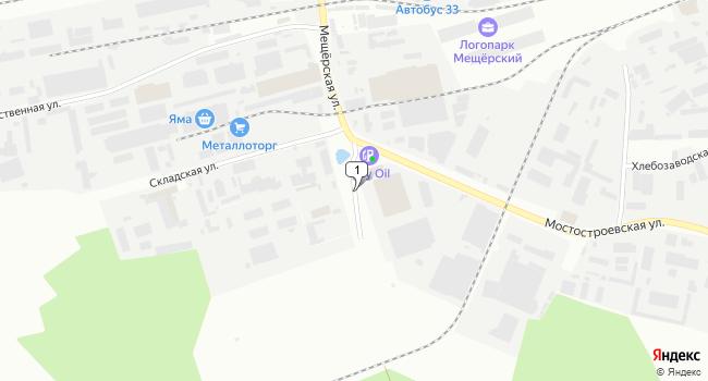 Арендовать офис 230 м<sup>2</sup> в Владимире по адресу Россия, Владимир, Мещерская улица