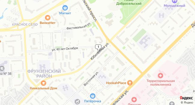 Арендовать офис 256 м<sup>2</sup> в Владимире по адресу Россия, Владимир, Юбилейная улица