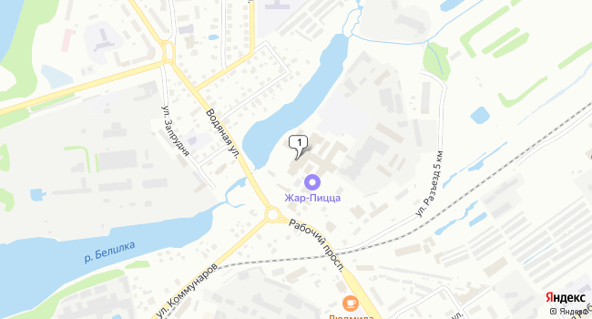 Арендовать склад 400 м<sup>2</sup> в Костроме по адресу Россия, Кострома, улица Коммунаров, 40