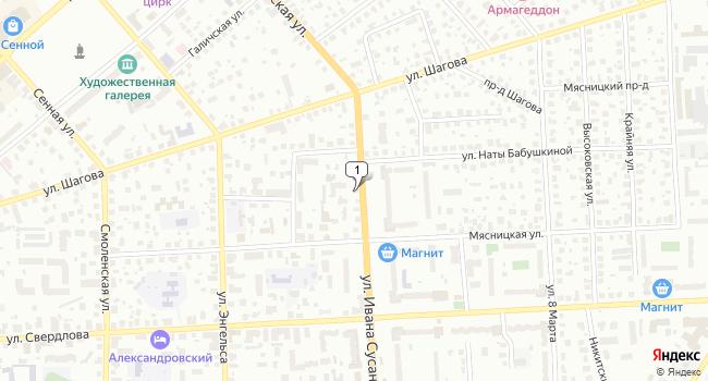 Арендовать коммерческую недвижимость 700 м<sup>2</sup> в Костроме по адресу Россия, Кострома, улица Ивана Сусанина, 12