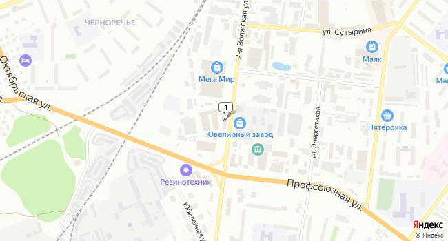Арендовать коммерческую недвижимость 858 м<sup>2</sup> в Костроме по адресу Россия, Кострома, 2-я Волжская улица, 12