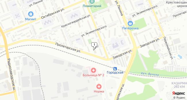 Купить торговую площадь 1995 м<sup>2</sup> в Муроме по адресу Россия, Владимирская область, Муром, улица Льва Толстого, 109