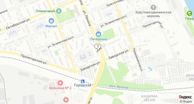 Арендовать торговую площадь 379 м<sup>2</sup> в Муроме по адресу Россия, Владимирская область, Муром, улица Ленина, 131А