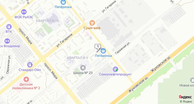 Арендовать коммерческую недвижимость 630 м<sup>2</sup> в Волгодонске по адресу Россия, Ростовская область, Волгодонск, Октябрьское шоссе, 36