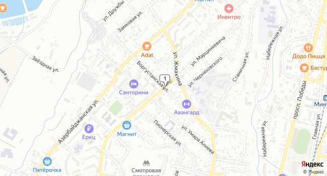 Купить земельный участок 400 м<sup>2</sup> в Кисловодске по адресу Россия, Ставропольский край, Кисловодск, улица Марцинкевича