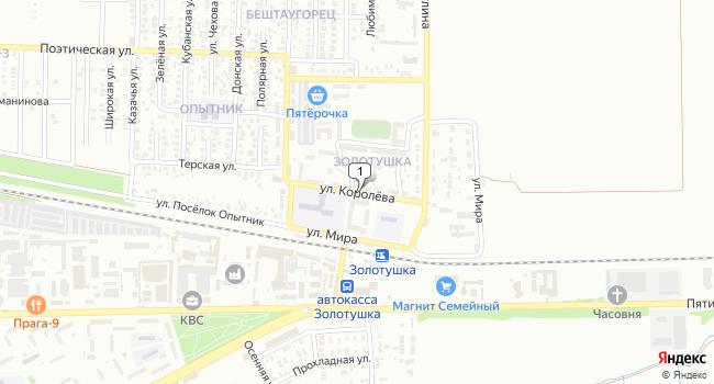 Купить склад 800 м<sup>2</sup> в Ессентуках по адресу Россия, Ставропольский край, Ессентуки, улица Королева