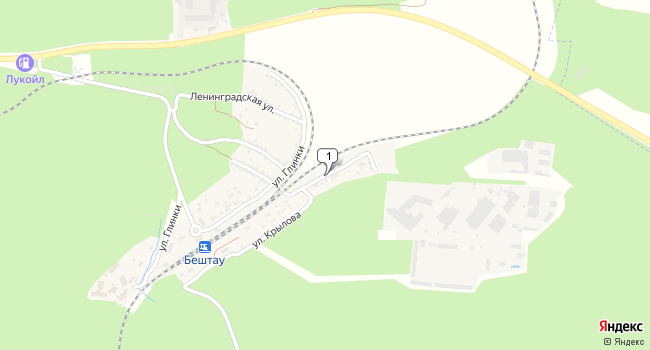 Купить земельный участок 600 м<sup>2</sup> в Железноводске по адресу Россия, Ставропольский край, Железноводск, улица Крылова