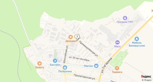 Купить земельный участок 2000 м<sup>2</sup> в посёлке ского типа Иноземцево по адресу Россия, Ставропольский край, поселок городского типа Иноземцево, Промышленная улица, 2