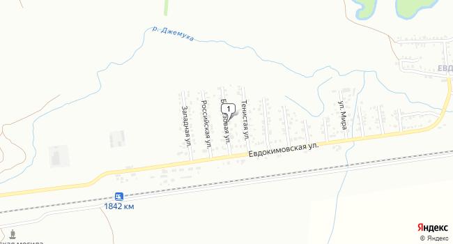 Купить земельный участок 800 м<sup>2</sup> в Минеральных Водах по адресу Россия, Ставропольский край, Минеральные Воды, Березовая улица