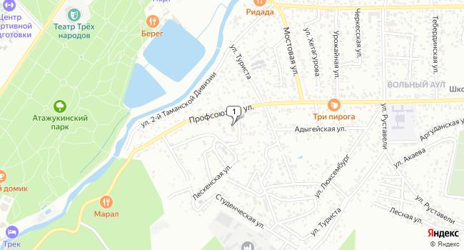 Арендовать офис 4000 м<sup>2</sup> в Нальчике по адресу Россия, Кабардино-Балкарская Республика, Нальчик, курортный поселок Вольный Аул, Профсоюзная улица, 40