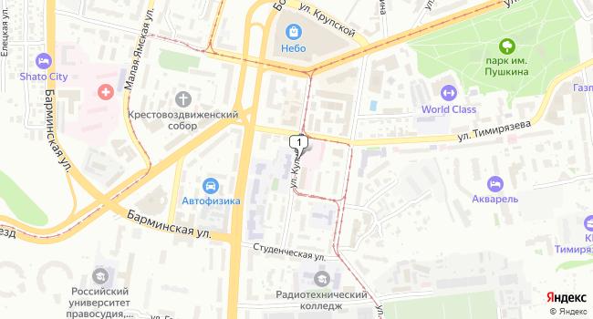Арендовать офис 1000 м<sup>2</sup> в Нижнес Новгороде по адресу Россия, Нижний Новгород, улица Кулибина