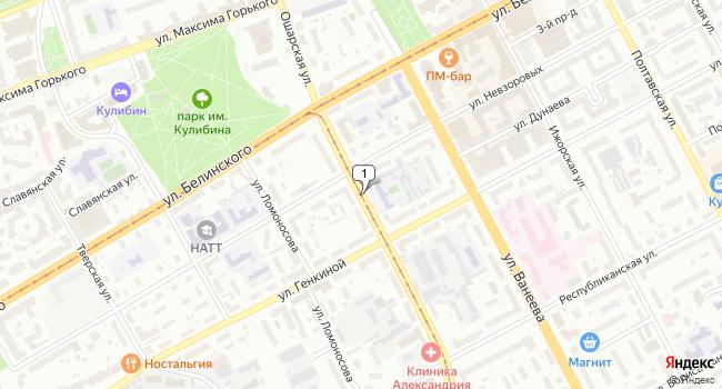 Арендовать офис 576 м<sup>2</sup> в Нижнес Новгороде по адресу Россия, Нижний Новгород, Ошарская улица