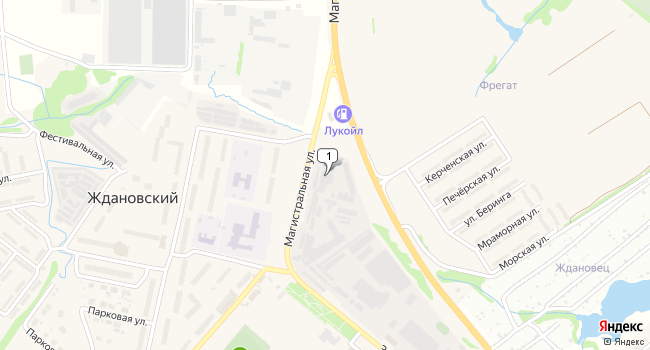 Арендовать торговую площадь 337 м<sup>2</sup> в Кстово по адресу Россия, Нижегородская область, Кстовский район, село Большая Ельня, Магистральная улица, 8