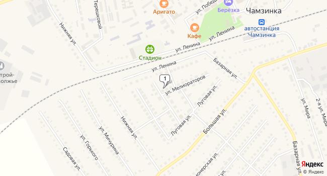 Купить коммерческую недвижимость 4100 м<sup>2</sup> в Саранске по адресу Россия, Республика Мордовия, Чамзинский район, поселок городского типа Чамзинка