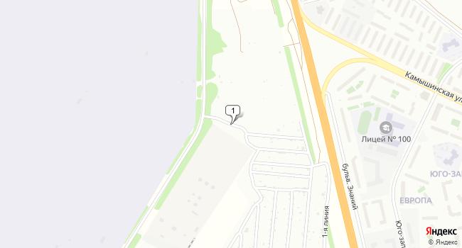 Арендовать склад 230 м<sup>2</sup> в Ульяновске по адресу Россия, Ульяновск, Засвияжский район
