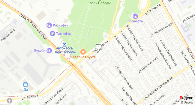 Арендовать офис 115 м<sup>2</sup> в Ульяновске по адресу Россия, Ульяновск, улица Юности, 5А