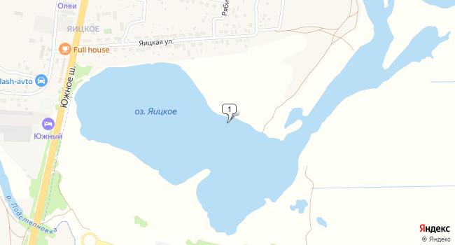 Купить земельный участок 47500 м<sup>2</sup> в жилом районе Яицкое по адресу Россия, Самарская область, Волжский район, озеро Яицкое