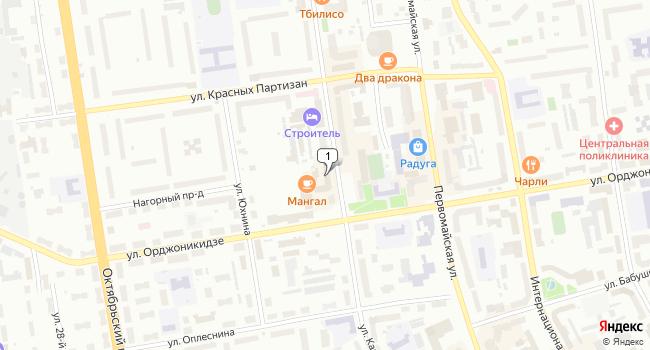 Купить офис 1453 м<sup>2</sup> в Сыктывкаре по адресу Россия, Республика Коми, Сыктывкар, улица Карла Маркса, 192