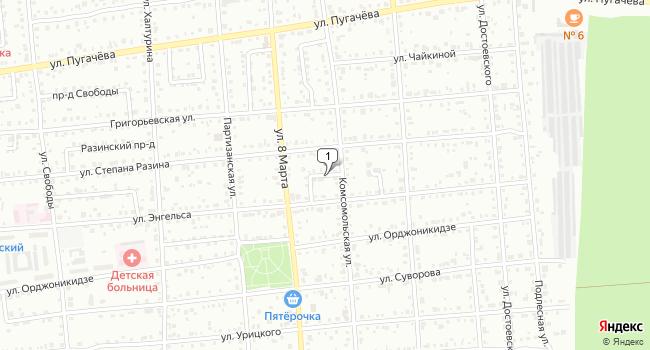 Купить земельный участок 380000 м<sup>2</sup> в Воткинске по адресу Россия, Удмуртская Республика, Воткинск, Новый проезд