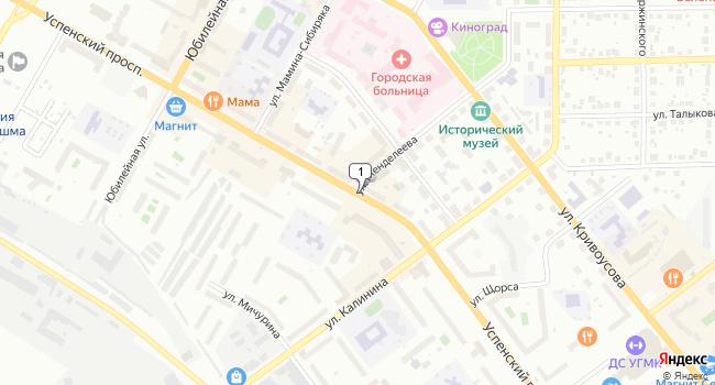 Арендовать склад 5000 м<sup>2</sup> в Верхней Пышме по адресу Россия, Свердловская область, Верхняя Пышма