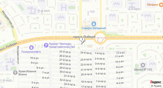 Арендовать офис 60 м<sup>2</sup> в Челябинске по адресу Россия, Челябинск, проспект Победы, 295А