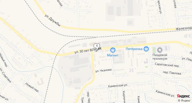 Купить склад 3541 м<sup>2</sup> в Коркино по адресу Россия, Челябинская область, Коркино, улица 30 лет ВЛКСМ, 187