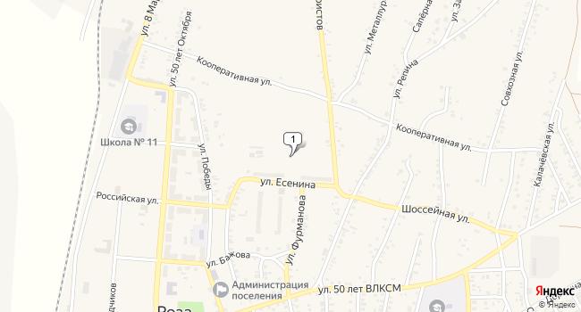 Купить коммерческую недвижимость 180 м<sup>2</sup> в Коркино по адресу Россия, Челябинская область, Коркинский район, поселок городского типа Роза