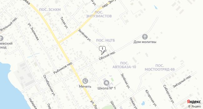 Купить офис 193 м<sup>2</sup> в Нижневартовске по адресу Россия, Ханты-Мансийский автономный округ, Нижневартовск, Обской переулок, 42