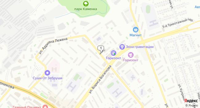 Арендовать офис 121 м<sup>2</sup> в Новосибирске по адресу Россия, Новосибирск, улица Адриена Лежена