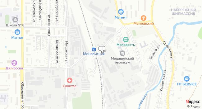 Купить производственное помещение 11290 м<sup>2</sup> в Искитиме по адресу Россия, Новосибирская область, Искитим, Литейная улица, 1А