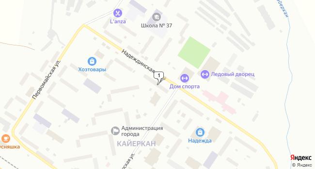 Купить офис 150 м<sup>2</sup> в Норильске по адресу Россия, Красноярский край, Норильск, Надеждинская улица, 2