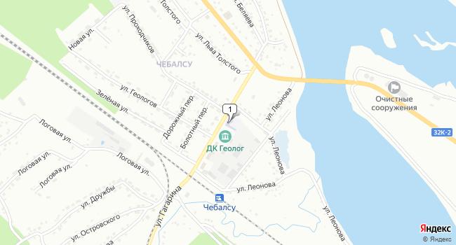 Купить торговую площадь 4750 м<sup>2</sup> в Междуреченске по адресу Россия, Кемеровская область, Междуреченск, улица Гагарина, 1