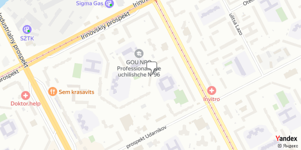 Yandex Map of -73.7638,42.6564
