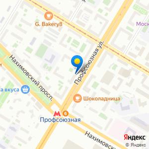 Почтовый индекс улица Профсоюзная г Москва