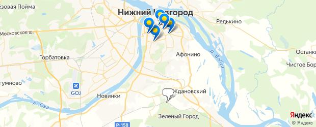 Советский район нижний новгород на