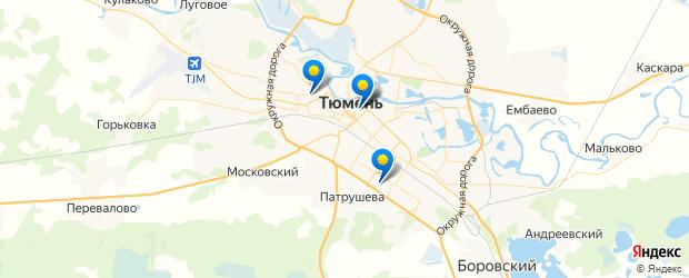 Найдено 4 центра планирования семьи — Тюмень на карте