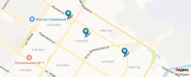 ПЕПЛОС: Нефтеюганск, 1 мкр, 19, ТРЦ