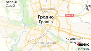 Карта автосервисов Гродно