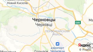 Карта автосервисов Черновцов