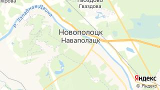 Карта автосервисов Новополоцка