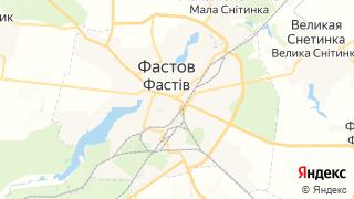 Карта автосервисов Фастова
