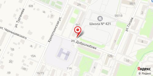 Кафе Вкусное кино, Санкт-Петербург, Добролюбова ул., 23