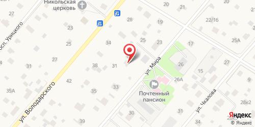 Кафе Жар-пицца, Санкт-Петербург, Мира ул., 29